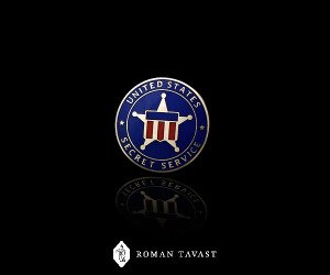 Lapel Pin for London Has Fallen Movie
