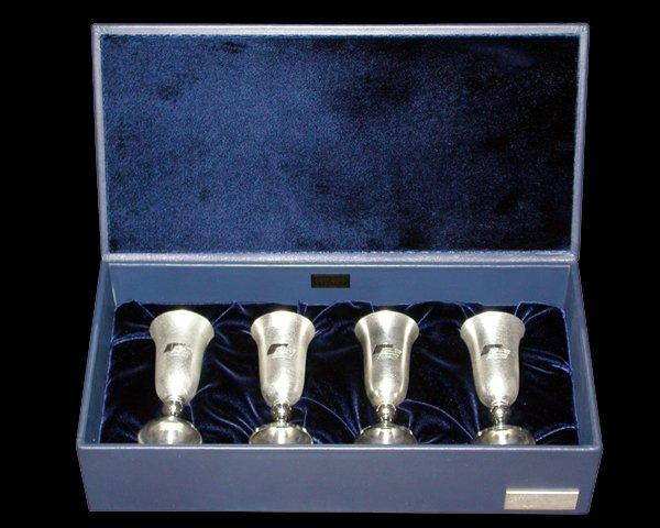 Sterling Silver Goblets