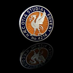 Liverpool Lodge lapel pin