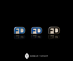 Fluidata Years of Service Lapel Pins